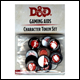 Dungeons & Dragons - Character Token Set