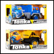 Tonka - Mighty Metal Fleet Vehicle Assortment (4 Count)