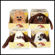 Pound Puppies Classic - Wave 2 Dogs Trust Plush (4 Count)