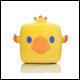 Final Fantasy Plush - Chocobo Cube Pillow 25cm
