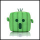 Final Fantasy Plush - Cactuar Cube Pillow 25cm