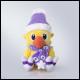 Final Fantasy Plush - Winter Chocobo 18cm