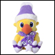 Final Fantasy Plush - Winter Chocobo 18cm
