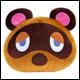 Club Mocchi Mocchi - Mega Animal Crossing Tom Nook Plush