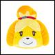 Club Mocchi Mocchi - Mega Animal Crossing Isabelle Plush