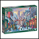 Falcon De Luxe - Christmas In York - 1000 Piece Jigsaw Puzzle