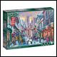 Falcon De Luxe - Christmas In York - 1000 Piece Jigsaw Puzzle