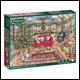 Falcon De Luxe - Christmas Conservatory - 1000 Piece Jigsaw Puzzle