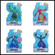 Marvel Avengers - Bend & Flex Assortment (8 Count)