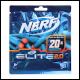 Nerf Elite - 2.0 Refill 20 (8 Count)
