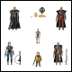 Star Wars - S3 Retro Figures Assortment (8 Count)