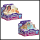 Disney Princess - Wooden Mini Carriages (6 Count)