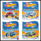 Mega Construx - Hot Wheels Construx Rockin Racers Assortment (4 Count)