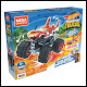 Mega Construx - Hot Wheels Tiger Shark (4 Count)