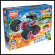 Mega Construx - Hot Wheels Bone Shaker (4 Count)