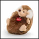 Trudi - Fluffies Plush Hedgehog (2 Count)
