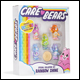Care Bears - Metallic Figure Box Set plus Coin (5 Count)