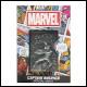 Marvel - Limited Edition Captain America Ingot