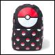 Pokemon - Pokeball All Over Print Backpack