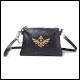 Legend of Zelda - All Over Print Gold Hyrule Logo Ladies Shoulder Bag