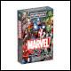 Waddingtons No 1 Playing Cards - Marvel Universe