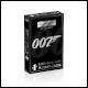 Waddingtons No 1 Playing Cards - James Bond 007