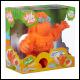 Jiggly Pets - Tan Tan The Orangutan (4 Count)
