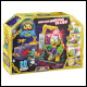 Treasure X - Monsters Gold Monster Lab (3 Count)