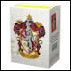 Dragon Shield - Brushed Art Standard Size Sleeves 100pk - Wizarding World Gryffindor Limited Edition (10 Count)