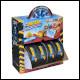 T- Racers - Turbo Wheel Display (8 Count)