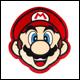Club Mocchi Mocchi - Mega Mario Head Plush