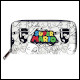 Nintendo - Super Mario Logo Zip Around Wallet