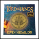 Lord of the Rings - Limited Edition Elven Medallion