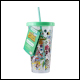 Animal Crossing - Plastic Cup and Straw