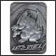 Yu-Gi-Oh! - Limited Edition Metal Collectible - Baby Dragon