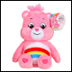 Care Bears - 9 Inch Bean Plush - Cheer Bear (12 Count)
