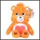 Care Bears - 9 Inch Bean Plush - Tenderheart Bear (12 Count)