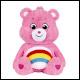 Care Bears - 24 Inch Jumbo Plush - Cheer Bear