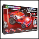 Laser Pegs Multi Models - 4-in-1 Red Racer Set