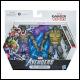 Avengers - 6 Inch Hulk And Abomination Figure