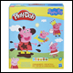 Play Doh - Peppa Pig Stylin Set 9 (4 Count)