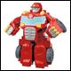 Transformers - Rescue Bots Allstar Heatwave Fire Bot Figure (6 Count)
