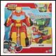 Transformers - Rescue Bots Rescue Power Hot Shot Figure (2 Count)