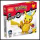 Mega Construx - Pokemon Pikachu 25th Anniversary (5 Count)