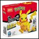 Mega Construx - Pokemon Jumbo Pikachu