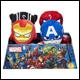 Marvel - 8 Inch Basic Plush Assortment (6 Count)