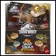 Jurassic World - Snap Squad Attitudes (8 Count CDU)