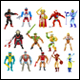 Masters of the Universe - Origins Figure Assortment (4 Count)