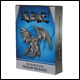 Yu-Gi-Oh! - Blue Eyes White Dragon Silver Plated XL Premium Pin Badge