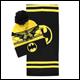 Batman - Beanie & Scarf Gift Set